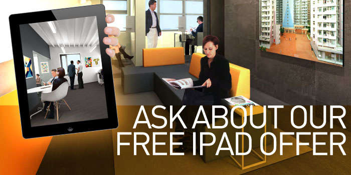 Ask About Our Free iPad Offer
